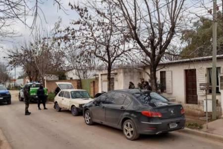 Arroyo Venado: robo calificado y privacion ilegal de la libertad