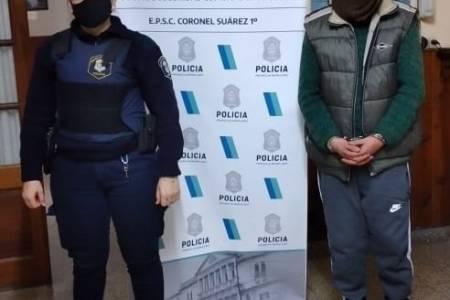Detenciones por comercialización de estupefacientes y violencia de género