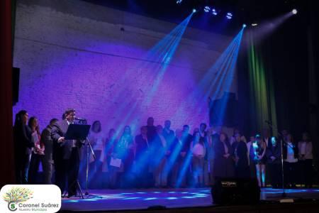 Emotiva Noche de Gala vivió Coronel Suárez