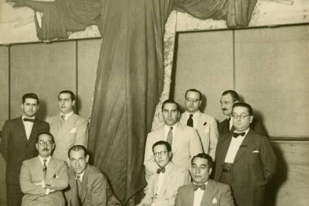 Micro Histórico - Otra de las obras que nos dejó el maestro Antonio Bagué. Fue inaugurada en 1936