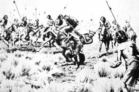Micro Histórico - El combate de Las Horquetas del Sauce