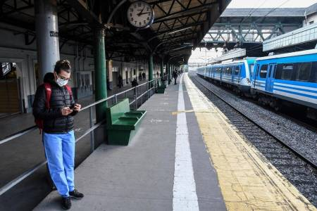 Paro de trenes: el Ministerio de Trabajo dictó la conciliación obligatoria