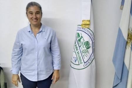 """Expo Rural de Salliqueló: """"No solo es la fiesta de los productores, queremos que sea de toda la comunidad"""", afirmó Lorena Elorriaga."""
