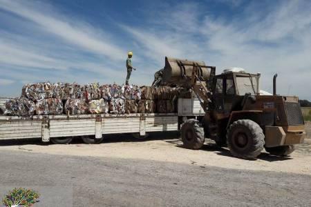 Ya se vendieron 170.000 kilos de material reciclado y se recaudaron más de $ 230.000