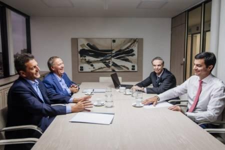 Massa, Urtubey , Pichetto y Schiaretti crean un grupo político para el 2019