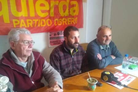 El Partido Obrero rechaza el Presupuesto 2019 de la Nación