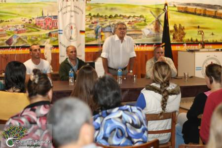Vecinos de Pueblo San José se reunieron con autoridades municipales