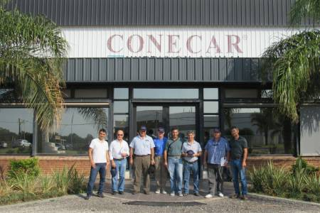 """Informe visita de capacitación de productores Cambio Rural a la firma """"CONECAR"""""""