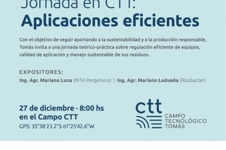 Jornada de aplicaciones eficientes en Carlos Casares