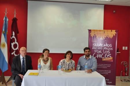 """9° Edición de la Campaña Solidaria """"Sumemos muchas manos por los chicos"""""""