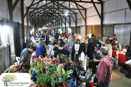 Exitosa edición de la Feria Suárez Produce