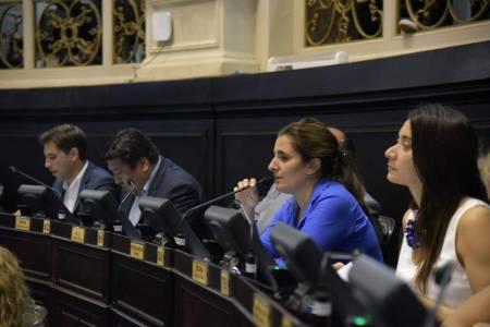 Diputados bonaerenses aprobó adherir a la Ley 'Micaela'