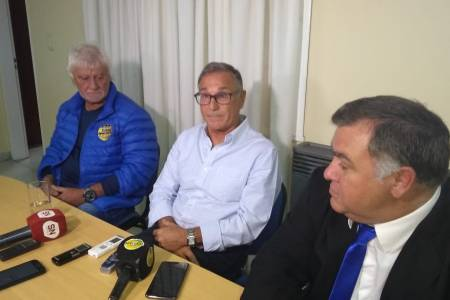 """""""La Peña 'Dale Boca' es un ejemplo a seguir"""""""