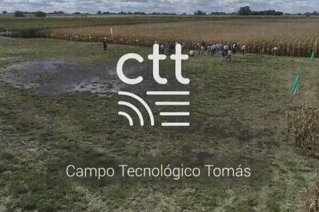Tomás inauguró su ciclo de Jornadas #ExperienciaCTT 2019