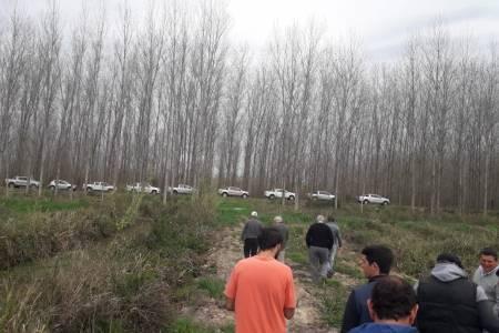 Invitan a escuelas agropecuarias de la Provincia a presentar proyectos forestales