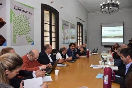 Se reunió la Mesa Lechera Provincial con eje en infraestructura vial y financiamiento