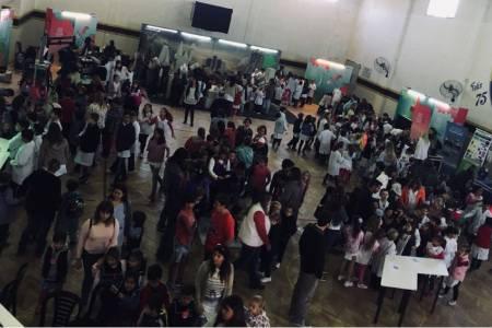 Estación Ciencia convocó a más de 7 mil chicos y grandes en Coronel Suárez