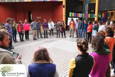 Se desarrolló un encuentro de productores y consumidores agroecológicos