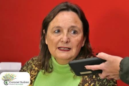 María Antonia Urruti informó en qué estado se encuentra el trabajo sobre las becas 2019