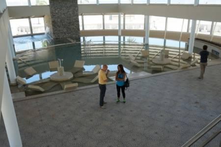 """El miércoles a las 16.00 se hará el acto de inauguración del Parque Termal & Lúdico """"Mar de Epecuén"""""""