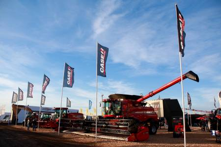 Case IH despliega su potencia y tecnología en Agroactiva