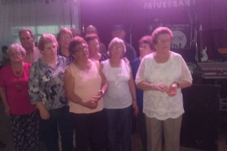 El Centro de Jubilados y Pensionados de Santa María festejó 25 años de trabajo