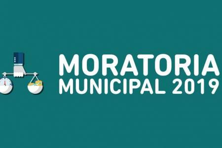 A partir del lunes 15 entra en vigencia una nueva moratoria municipal