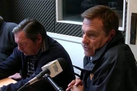 """José Bertola: """"En Suárez, la energía no es un problema para crecer"""""""