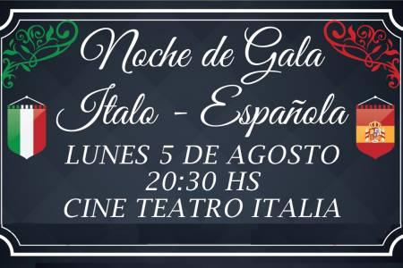 """Coronel Suárez tendrá una Noche de Gala sorprendente con música """"Italo-Española"""""""