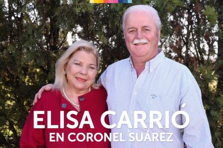 'Lilita' en Suárez