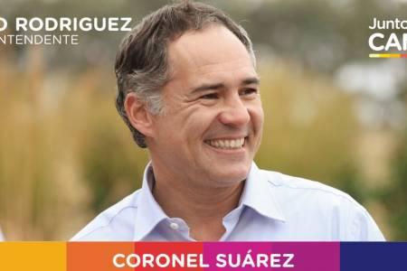 """""""Más propuestas para transformar Coronel Suárez""""."""