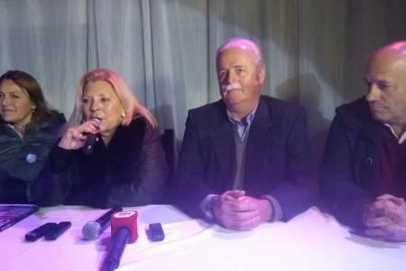 """Lilita Carrio: """"No hay que quejarse, yo tampoco llego a fin de mes"""""""