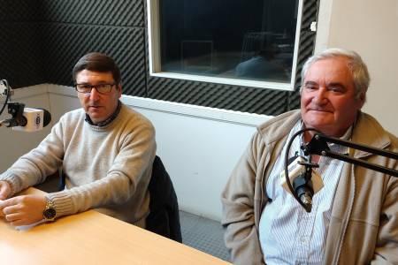 Salerno y Urruti dejaron sus propuestas en LU36
