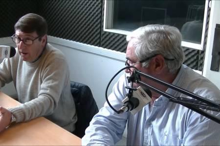 """Ricardo Salerno: """"Antes de fin de año se entregan las casas de Techo Digno"""""""