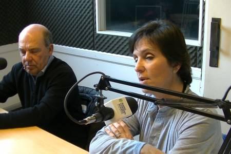 """Carolina Radice: """"No lo busquemos en el Norte, hay hambre en Suárez"""""""
