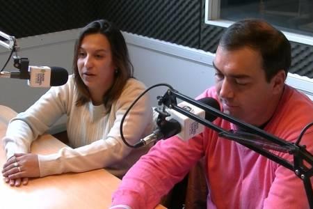 """Sofía Ochoteco: """"La gente está angustiada"""""""