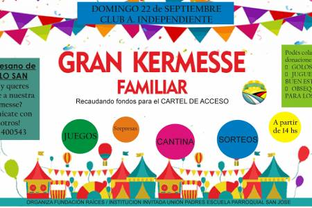 Gran Kermesse Familiar
