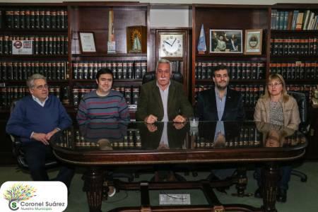 """Ángel """"Tuti"""" Schamberger es el """"Suarense Destacado 2019"""""""