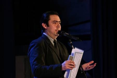 """Ángel Schamberger: """"La música puede contener, alegrar…, transformar"""""""