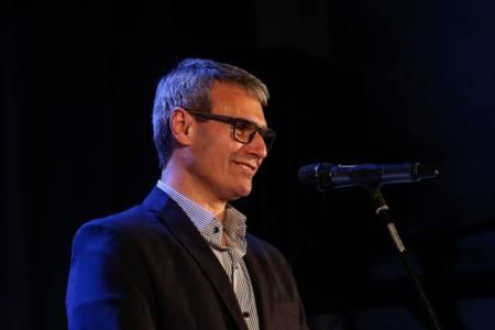 Daniel Vega, el destacado cultural