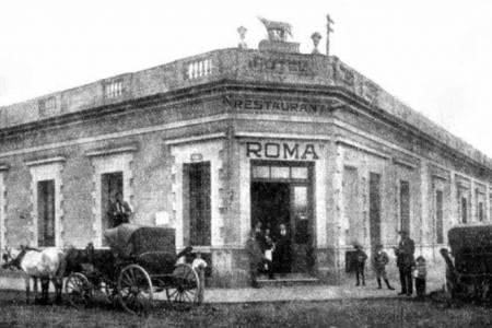 Micro Histórico: En 1919, se fundaba la Sociedad Rural para defender los intereses de los productores