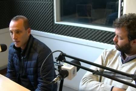 """Diego Schneider: """"Queremos el servicio de cloacas para San José y Santa María"""""""