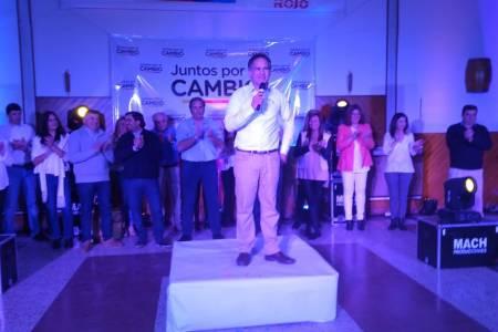 """Pedro Rodríguez: """"Somos el único espacio que en Coronel Suárez permitirá que el pasado quede atrás"""""""