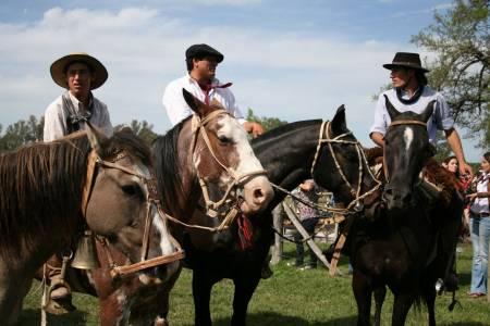 Los gauchos se movilizan para evitar avances en la ley de maltrato animal