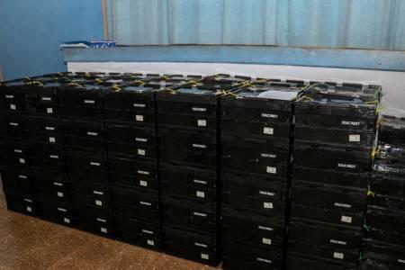 Establecimientos educativos del distrito recibieron kits de robótica
