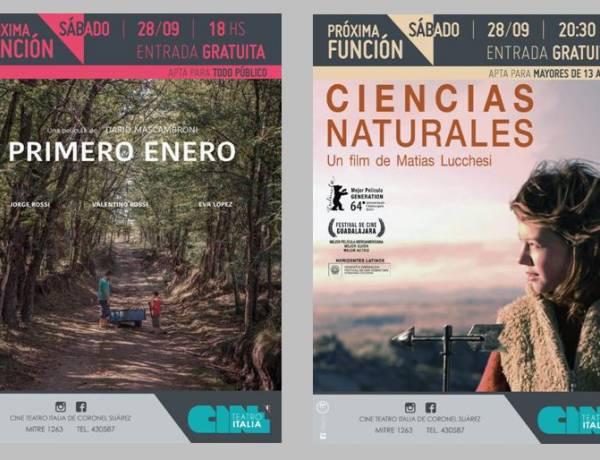 Este sábado cine argentino gratuito