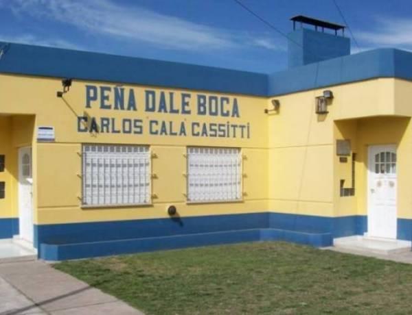 La Peña Dale Boca está organizando un viaje para ir a ver a Boca-Racing