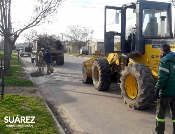 Horarios de la recolección de ramas y residuos de patios en la ciudad cabecera