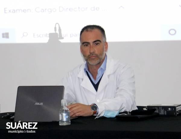 El doctor Mariano Sein aprobó el concurso por la dirección del Hospital Municipal