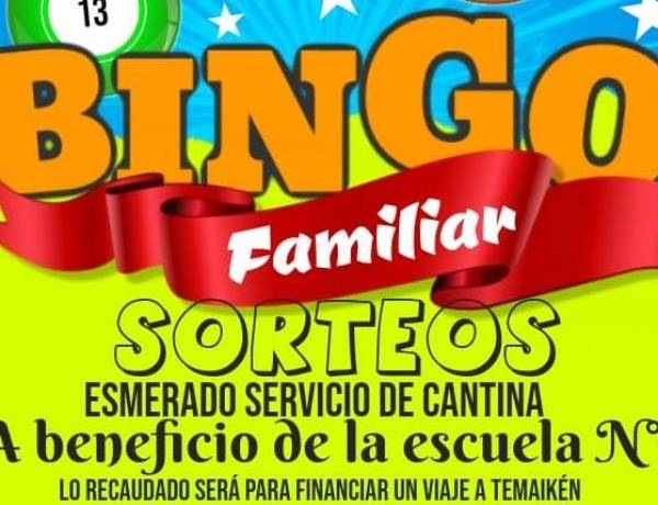 En Pasman, Bingo familiar